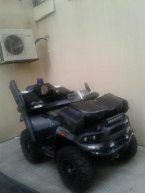 Motorbikes & Scooters in Burj Abi Haidar - atv بداعي السفر 550cc
