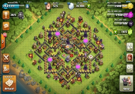TV, DVD, Blu-Ray & Videos in Mount Lebanon - Clash Of Clans th11 maxed and Clash Royal lvl 8