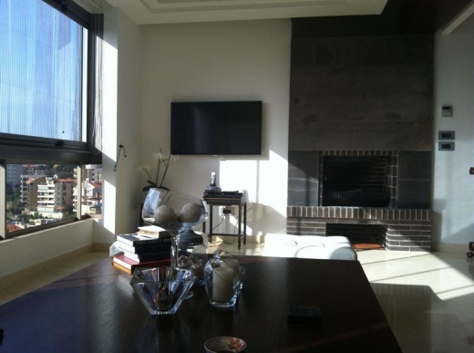 Apartment in Metn - 790,000$ - 402m2 Apartment For sale furnished in Metn, Mtayleb