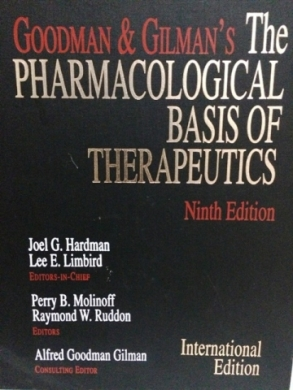 TV, DVD, Blu-Ray & Videos in Mount Lebanon - GOODMAN & GILMAN'S The pharmacological basis of therapeutics 9th Edition