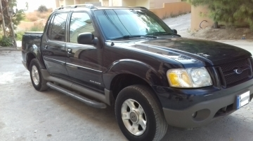 Vans, Trucks & Plant in South - 2001 Ford Sport Trac Pick Up DOUBLE CABIN