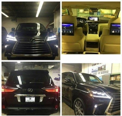 Cars in abed al-wahab inglizi - Used 2016  Lexus LX570 Gcc, Excellent user