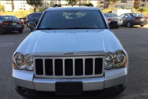 Jeep in Beirut - Jeep Grand Cherokee 2010