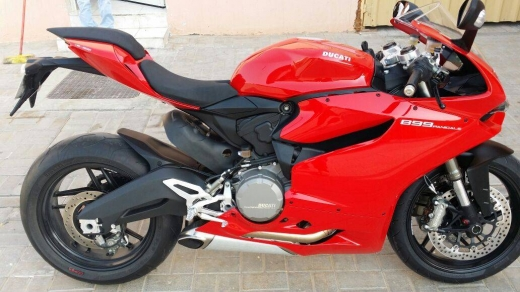 Motorbikes & Scooters in Kfar Seghab - 2015 ducati panigale 899s.;CONTACT ME ON .WHATSAPP VIA : +447447243805