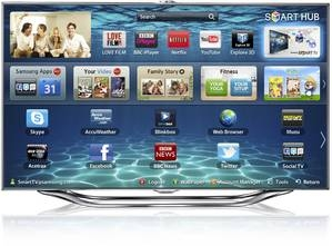 TV, DVD, Blu-Ray & Videos in Beirut City - Samsung-UN55ES8000F 3D LED TV