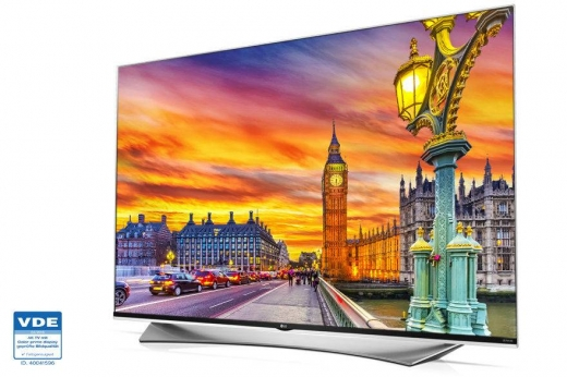 TV, DVD, Blu-Ray & Videos in Beirut City - LG 79UF860V 3D UHD 2160p LED TV