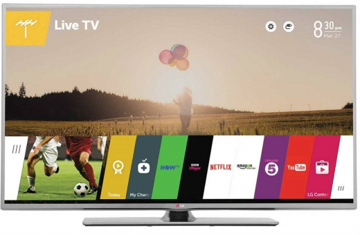 TV, DVD, Blu-Ray & Videos in Beirut City - LG 47LB650V 3D Full HD 1080p LED TV