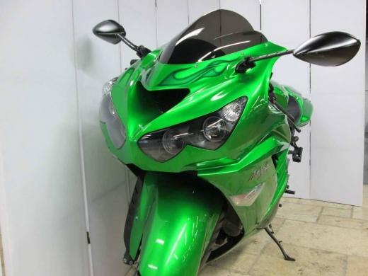 Motorbikes & Scooters in Rafid - 2012 Kawasaki Ninja ZX-14R,Whatsap.number....+13478855374