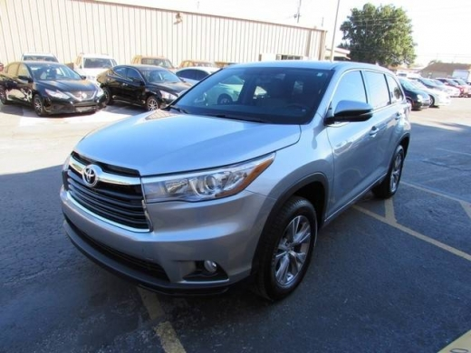 Cars in Baabda - SELLING MY USED 2015 Toyota Highlander LE GRAY