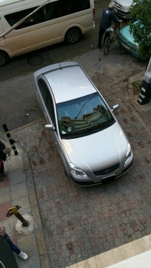 Cars in Barbir - Kia rio 2009