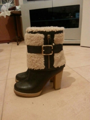 Miscellaneous in Biakout - botines excellent condition Maria Pino Italian