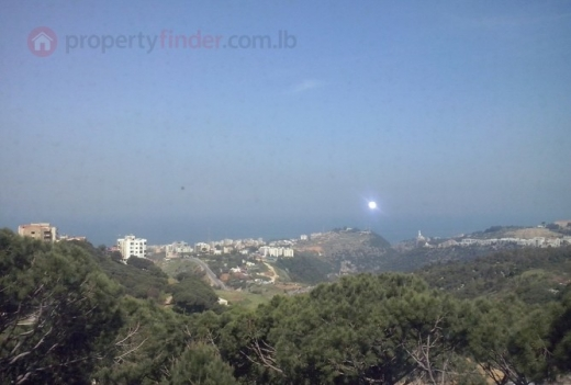 Apartment in Metn - Fully renovated apartment for sale in Dik El Mehdi / Champville with open sea & mountains view
