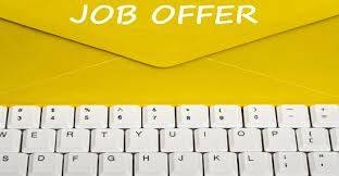 Offered Job in Dar Baachtar -  VACANCIES POSITIONS BELOW APPLY NOW IN USA
