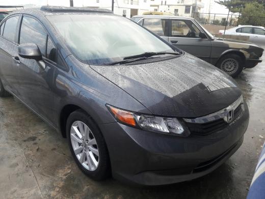 Honda in Bsarma - honda civic ex 2012 ajnabiye navigation 4 cylendre 1.8l full option