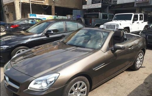 Mercedes-Benz in Beirut - Mercedes slk 2013 for sale
