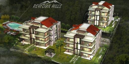 Apartments in Reyfoun - Apartment for sale in Rayfoun