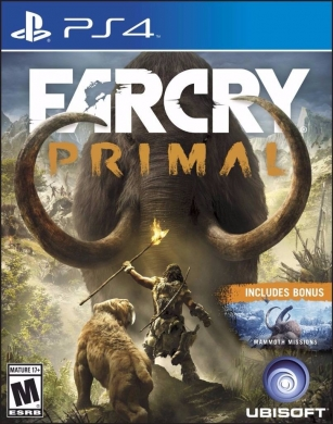 Games in Achrafieh - FARCRY PRIMAL PS4 GOOD CONDITION.