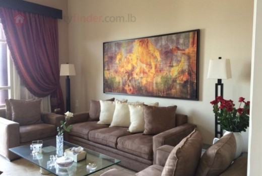 Apartment in Metn - 220 sqm apartment for rent in Naas