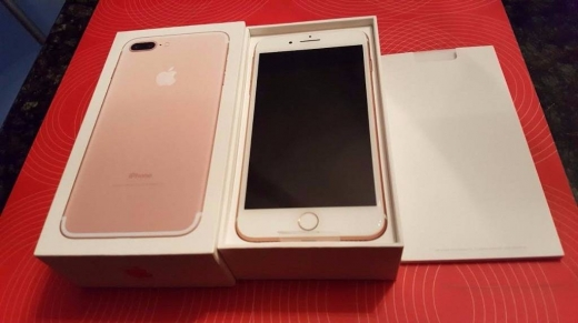 Phones, Mobile Phones & Telecoms in Barbir - Apple iPhone 7 Plus 256GB Rose Gold