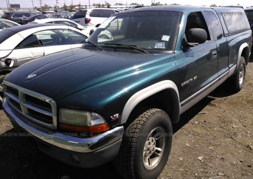 Vans, Trucks & Plant in Mount Lebanon - 1998 dodge DAKOTA  4X4 EXT.CAB imported