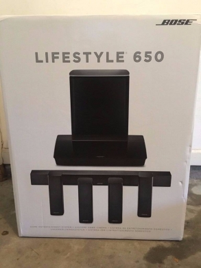 Portable DVD & Blu-ray Players in Ain Mreisseh - Bose Lifestyle 650 Home Theater Entertainment System