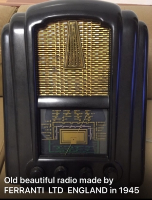 Miscellaneous in Mtaileb - BEAUTIFUL OLD RADIO MASTER COLLECTION PIECE