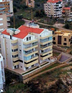 Apartments in Kornet Al Hamra - Apartment 214 m  165 m terrasse in kornet El Hamra
