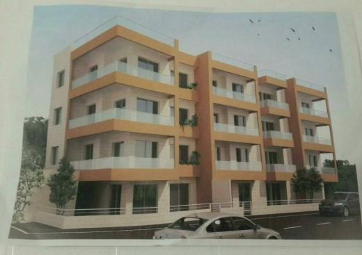 Apartments in Kornet Al Hamra - شقة 117م في قرنة الحمرا قيد البناء