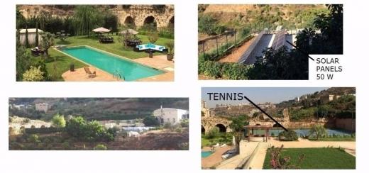 Villas in Mkalles - Villa with garden Mansourieh