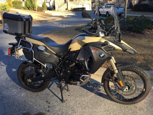 Motorbikes & Scooters in Achrafieh - 2014 BMW F 800 GS ADVENTURE..Whatsap.number on  +905387437771