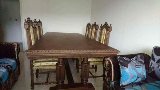 Home & Garden in Azmi - مجموعة غرفة طعام من اجود انواع خشب الزين