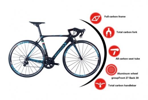 Other Sports & Leisure in Antelias - carbon fiber bike