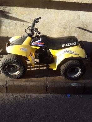 Suzuki in Berj Hammoud - Suzuki atv 50cc