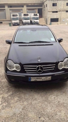Mercedes-Benz in Nabatyeh - Mercedes C320  2002 for sale