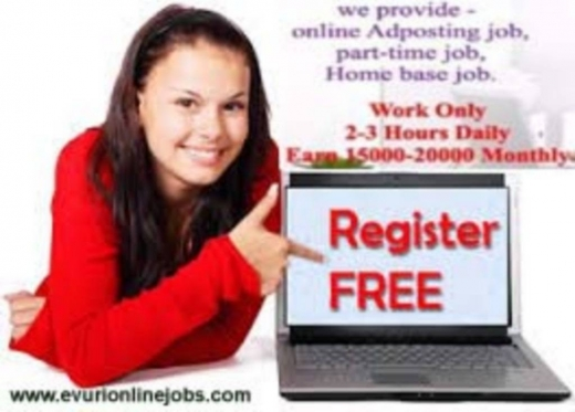 Offered Job in Abboudiyeh - Full Time / Part Time Home Based Data Entry Jobs, Home Based Typing Work