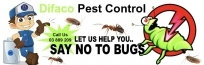 Removal Services in Mount Lebanon - Difaco Group - pest control services