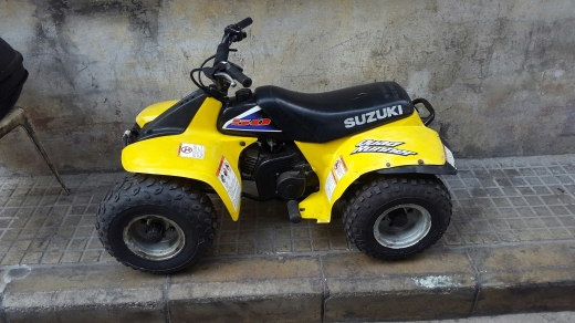 Motorbikes & Scooters in Berj Hammoud - suzuki atv 50cc japan
