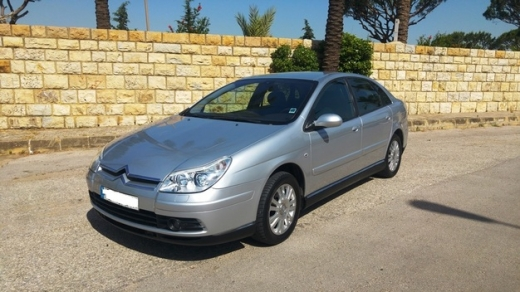 Citroen in Zalqa - For Sale Citroen C5 2.0