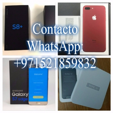 Phones, Mobile Phones & Telecoms in Beirut City - WhatsApp  971521859832 Samsung S8  y iPhone 7 Plus y Samsung S7 Edge y iPhone 6S Plus