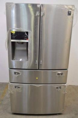 Appliances in Beirut City - Brand new Samsung 36 Wide, 30 cu. ft 4- Door Refrigerator Stainless Steel (French door)