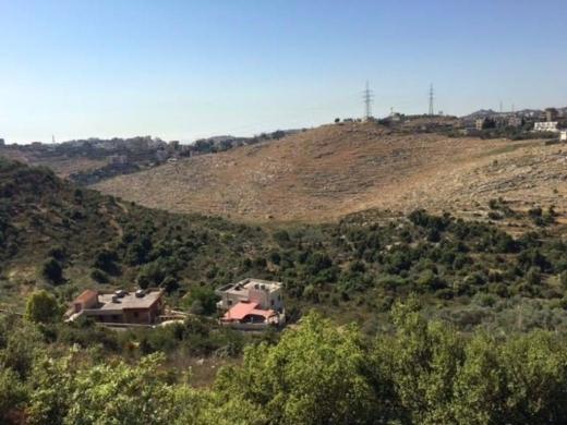 Plot in Moughaïrieh - اراضي للبيع في المغيرية- اقليم الخروب