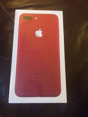 Phones, Mobile Phones & Telecoms in Ain Baniyeh - BRAND NEW* Apple iPhone 7 plus 256GB RED Edition unlocked