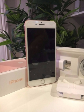 Phones, Mobile Phones & Telecoms in Ain el-Ghoaybeh -  Apple iPhone 7 Plus  128GB  Rose Gold