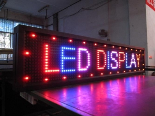 Electrical in Zouk Mosbeh - تركيب وتطبيق وصيانة آرمات ليد led display