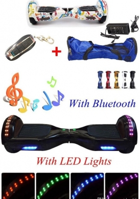 Baby Toys in Mansourieh - airboard many colors - Bluetooth - Remote - bag
