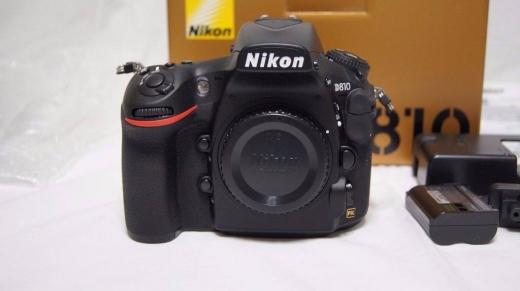 Cameras, Camcorders & Studio Equipment in Aicha Bakkar - Brand new nikon d810 digital camera