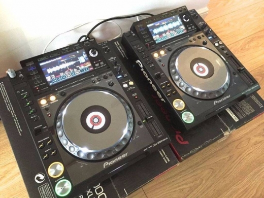 Mixers in Abbassiyeh - Pioneer CDJ-2000-NXS2 CDJ-2000 Nexus 2 DJ Multi Player