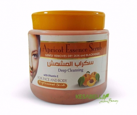 Facial Skin Care in Hamra -  Apricot Scrub