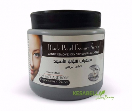Facial Skin Care in Hamra - Black Pearl Essence Scrub