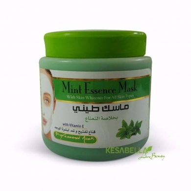 Facial Skin Care in Hamra - Facial Mint Mud Mask